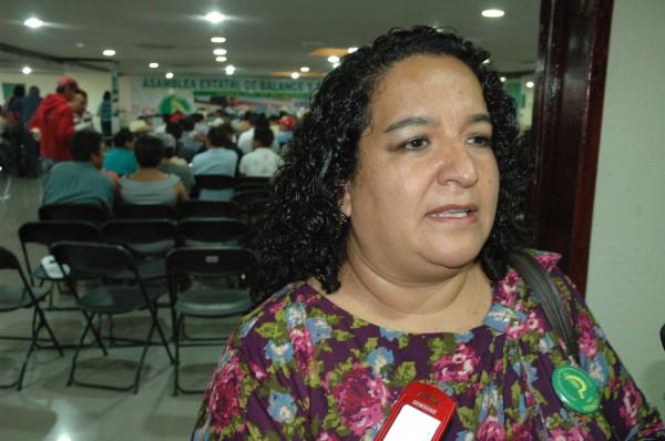 Fallece por COVID-19 Martha Macedo, dirigente de la UNTA