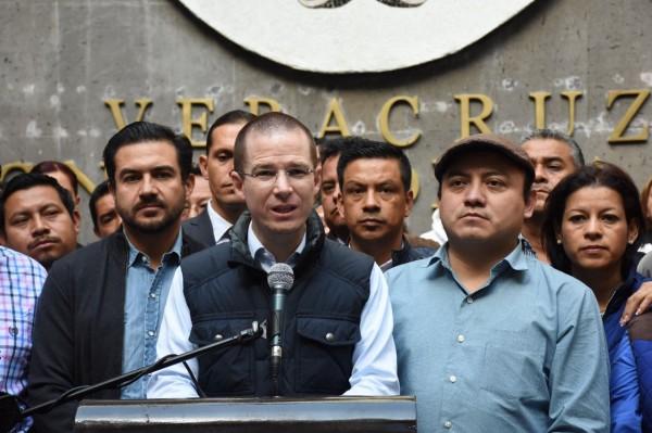 Lozoya revela sobornos a Ricardo Anaya y otros panistas para aprobar Pacto por México