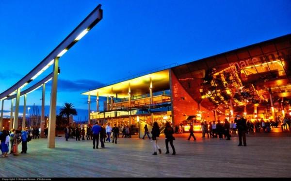 Turismo nocturno en Barcelona