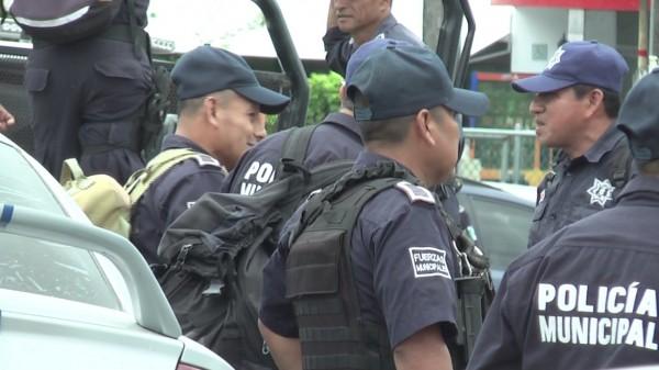 Recorrerán Poza Rica 40 nuevos policías municipales