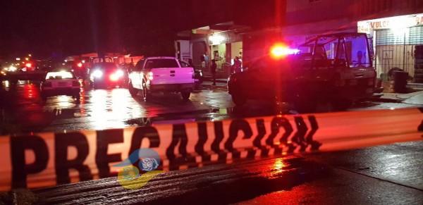 Asesinaron a joven mesero en taquería de Coatza
