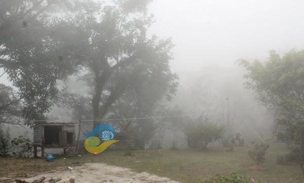Sin reporte de heladas en comunidades de La Perla