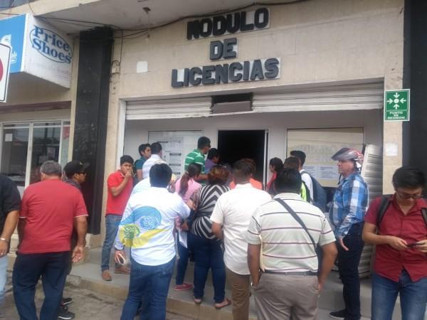 En Minatitlán Incrementa El Trámite De Licencias
