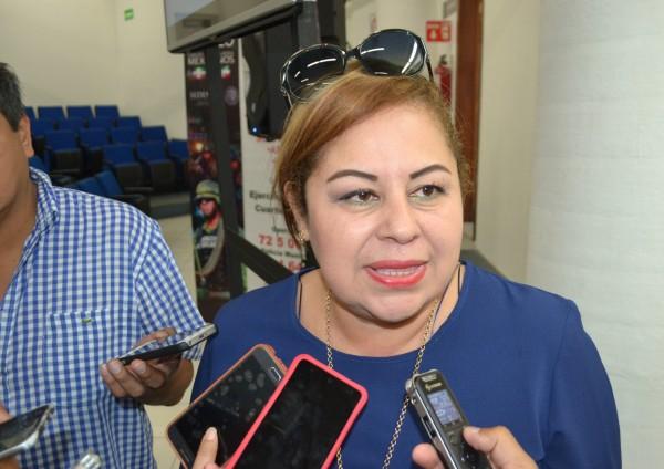 Pide diputada al narco que deje de 'causar el mal' a Veracruz
