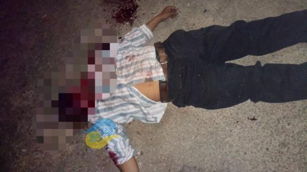 Joven habría asesinado a hombre a pedradas en Coatza