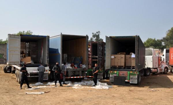Destinan transportistas de Veracruz 50% de utilidades a seguridad
