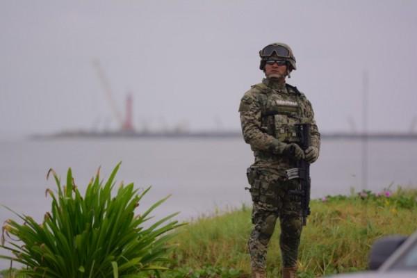 Sin valor, opinión de marinos por 'militarización' de puertos