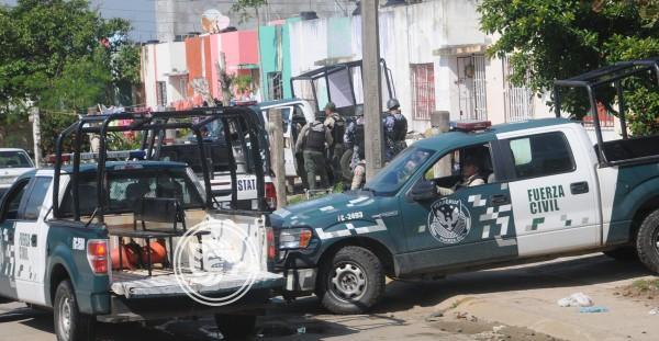 Fuerza Civil se va de Coatza; rotación no es por ataques: SSP
