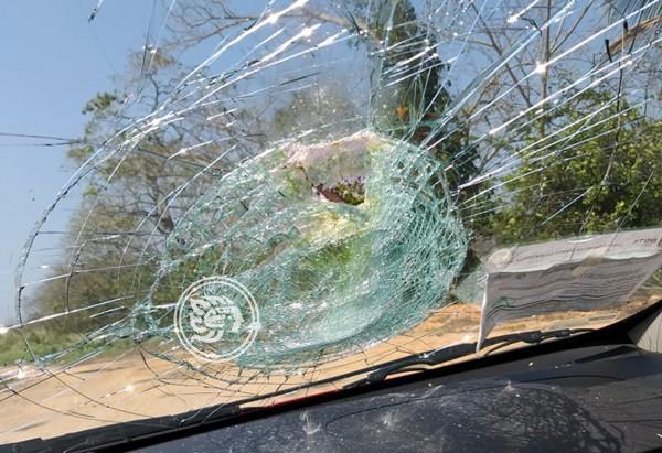 Indigente ataca a automovilistas entre San Juan y Sayula