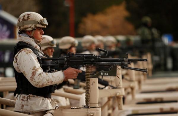 Buscan en Coatepec espacio para base de la Guardia Nacional