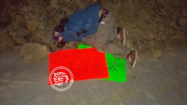 Hallan cadáver en colonia Higueras de Xalapa
