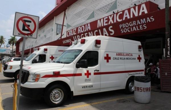 Llama Cruz Roja Veracruz a donar medicamentos