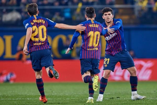 Barcelona vendría a jugar a México con todas sus estrellas