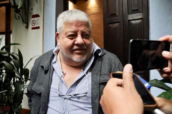 Mezhua se niega a coordinarse con Cuitláhuac: Huerta