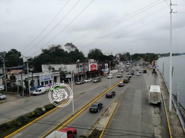 En curso, pago de derecho vehicular en Tuxpan