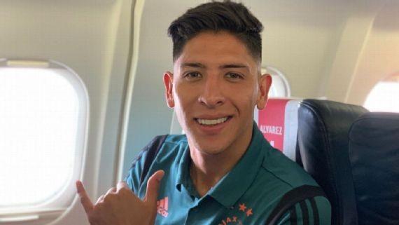 Edson Álvarez viaja a Grecia para duelo de Champions