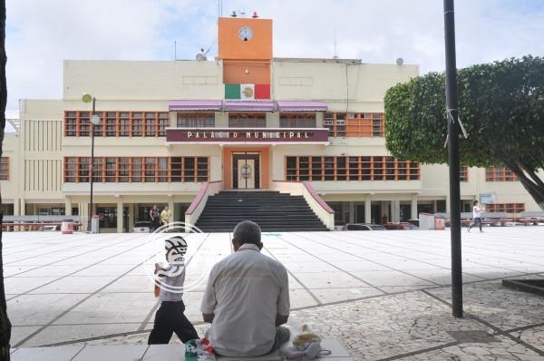 Inaudito recibir a Coatzacoalcos con deuda de más de mil mdp: Carranza