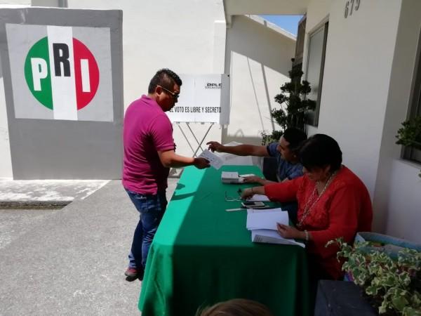 Reporta PRI participación del 60% de padrón en Orizaba