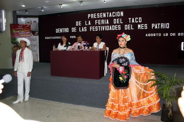 Segunda Feria del Taco de Coatzacoalcos será con causa