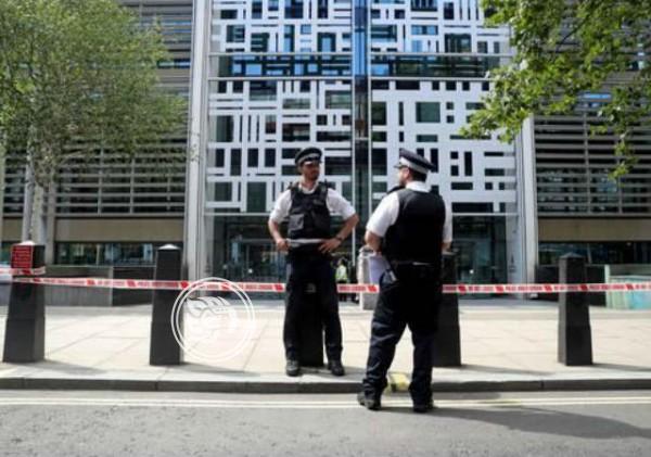 Un hombre fue apuñalado frente al ministerio del Interior en Londres