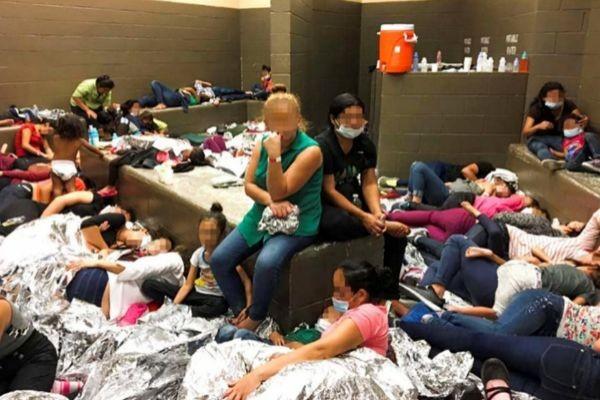 Un jabón para los niños migrantes en EEUU