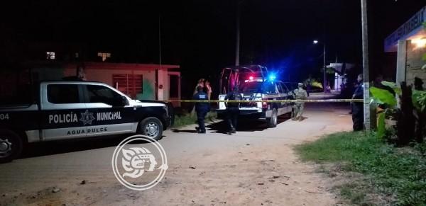 Asesinan a trabajador de Pemex en Agua Dulce