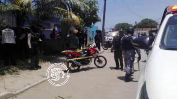 En Coatzacoalcos, atacan a El bolas, un ex convicto