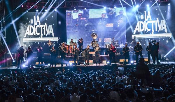 Viene La Adictiva al Grito del 15 de septiembre en capital veracruzana