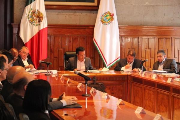 Da Veracruz pasos firmes contra la inseguridad: Pozos Castro