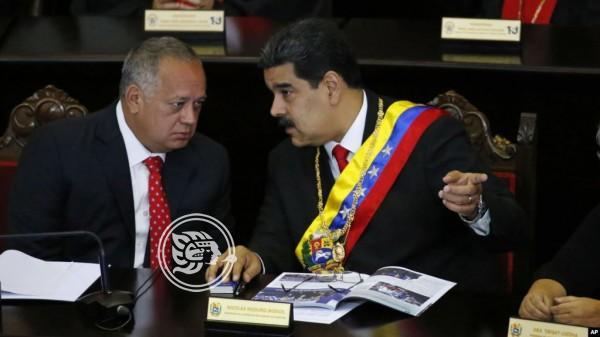 Estados Unidos contactó a Diosdado Cabello, según AP