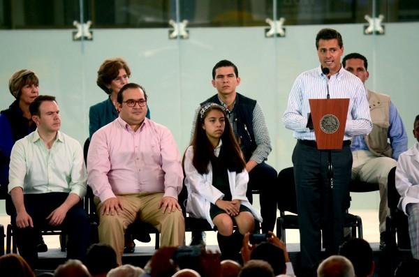 Acepta JDO que se reunió con la FGR, pero niega traicionar a Peña Nieto
