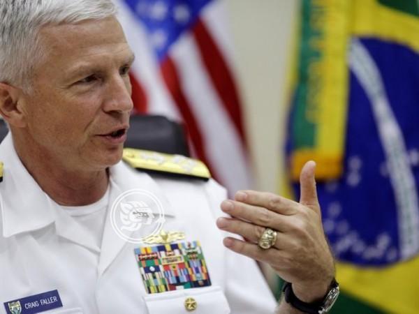 Marina de EE. UU. lista para despliegue en Venezuela