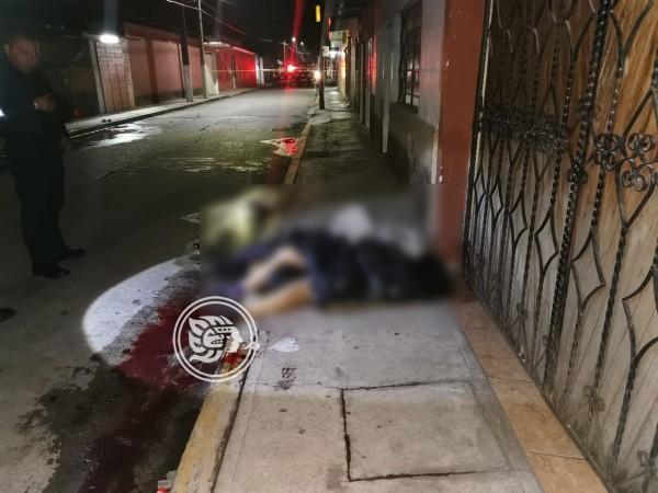 Dejan a mujer degollada y embolsada en Río Blanco