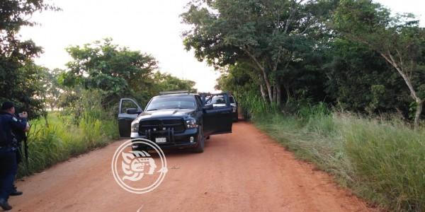 Enfrentamiento en Villa Juanita deja un muerto y camionetas aseguradas