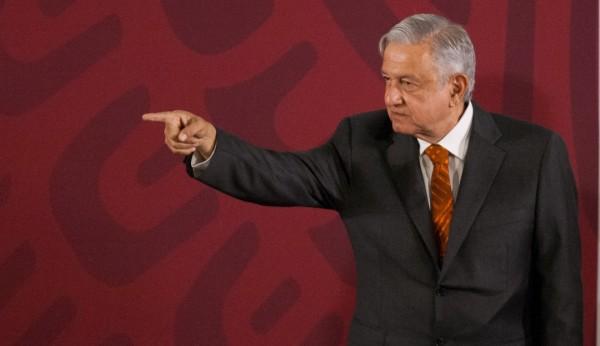 Empecemos por castigar a ex presidentes: Obrador