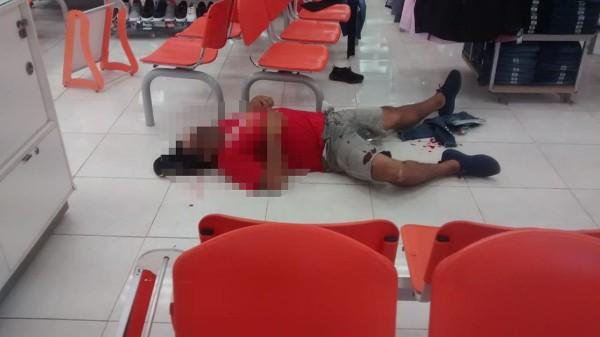 Asesinan a hueyapense en zapatería de Acayucan