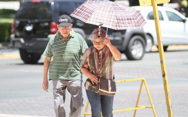 Altas temperaturas en Veracruz; alcanzan registros históricos