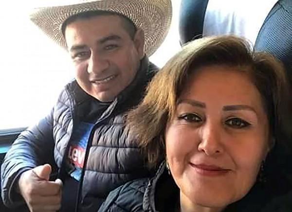Muere pareja de Eva Cadena en accidente