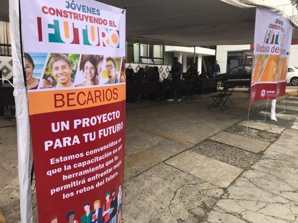Buscan vincular a bolsa de trabajo en Veracruz a becarios egresados