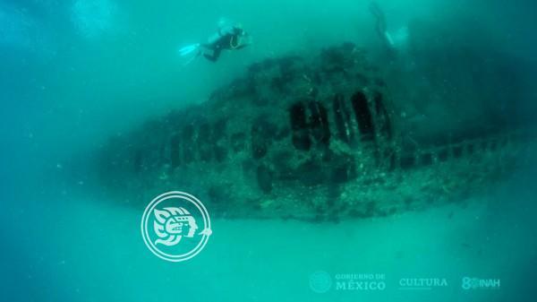 Descubren submarino de la Primera Guerra Mundial en costas de México