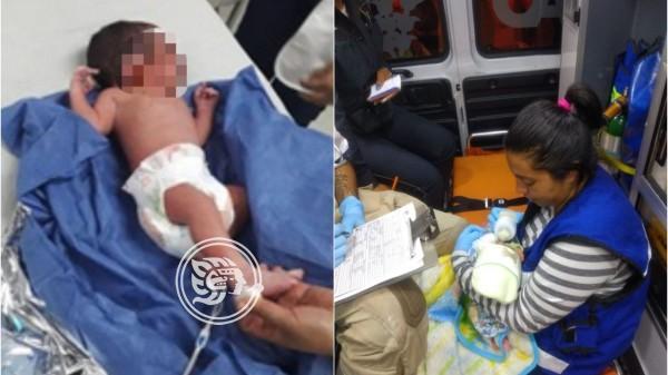 Abandonan a tres bebés en las últimas 24 horas en CDMX