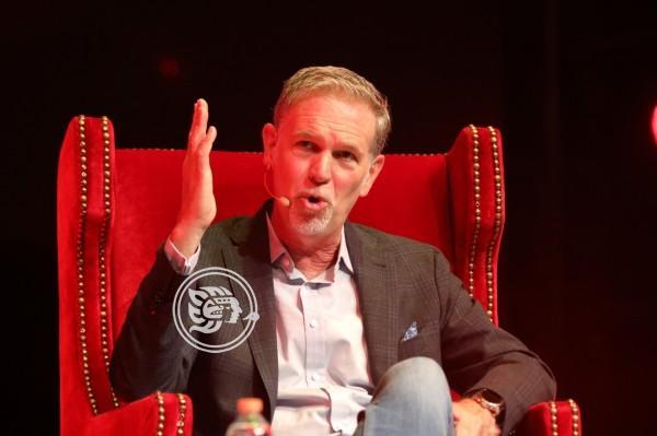Invertirá Netflix 200 mdd para 50 series en México