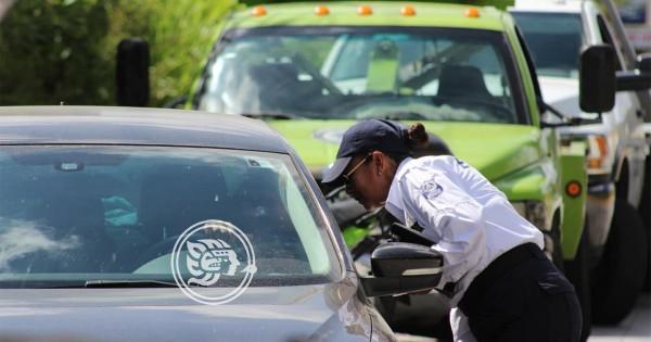 Tránsito despide a 10 por no aprobar exámenes de confianza