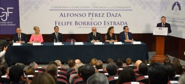 México, harto de corrupción, de privilegios y de impunidad: Zaldívar