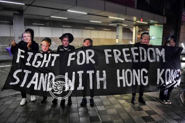 Las protestas de jóvenes que sacuden Hong Kong