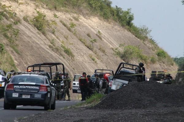 Mantiene Policía Federal operativos en norte de Veracruz