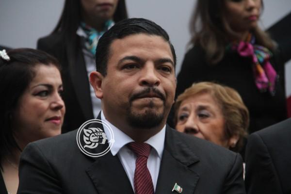 Sostiene Cazarín postura contra reelección en el Orfis