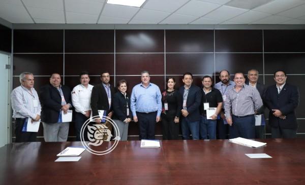 SSP y sector empresarial coordinan  alianza estratégica para prevenir delitos