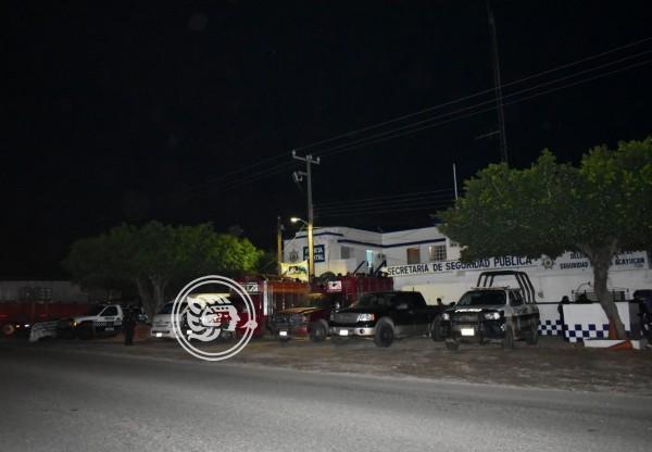 Aseguran en Acayucan a 116 migrantes; detienen a cuatro