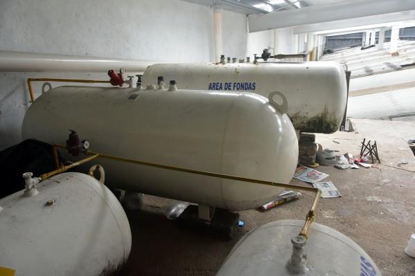 Sin revolverse, problema de tanques estacionarios del mercado Morelos